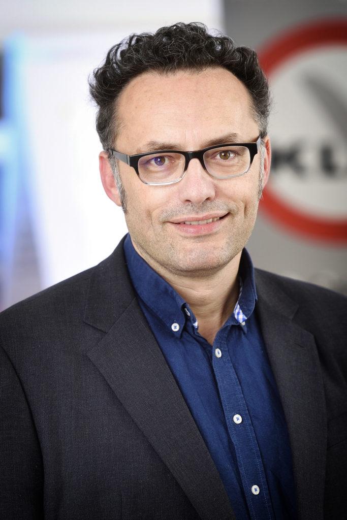 Portraitfoto von Volker Frey
